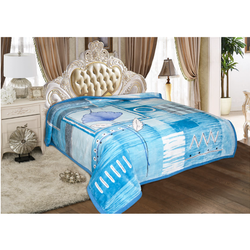 Sig. Opera Multicolor Single Bed Blanket