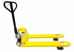 Hand Pallet Truck (Yellow)