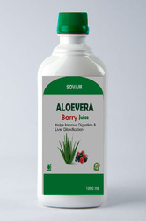 Sovam Aloevera with Berry Juice