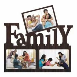 Plastic WF 35 Family Collage Frame, Size: 15x15 Inches