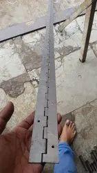 Aluminum Piano Hinges