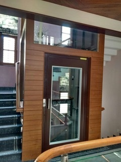 Thyssenkrupp Home Elevator Orion Rs 2000000 Piece