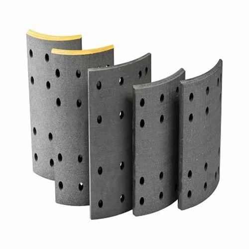 KVT Brake Lining Kit for SAF