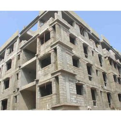 Birla Aerocon Partition Walls Cellular Lightweight Concrete Blocks 4, Size: 24X8X4