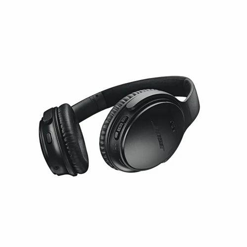 4a67dd16f54 Bose Black Quiet Comfort 35 wireless Headphones II - Bose ...