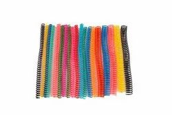 Classik Plastic Spiral Ring Coil (8 mm)