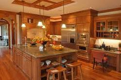 Wooden Kitchen Design For Cabinets
