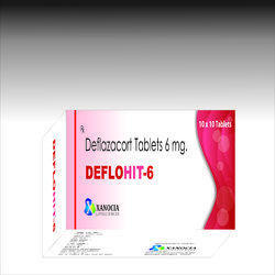 Deflazacort 6mg Pharma Franchise