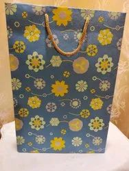 Printed Cotton Party Gift Bag