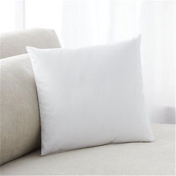 Bed Soft Fiber Cushion 12 x 12 Inches
