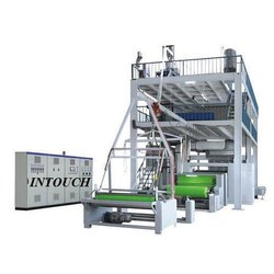 Non Woven Fabric Plant Making Machine