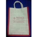 Prince Jewelry Jute Bag