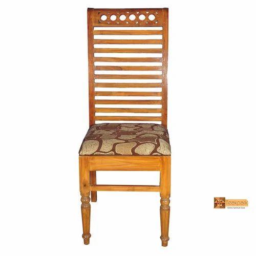 Brahmaputhra Teak Wood Dining Chair