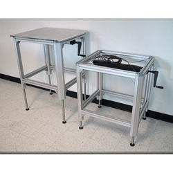 Shiv Technology Packaging Aluminium Tables