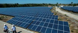 Solar Plant Commercial 100 Kilowatt