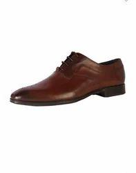 Van Heusen Brown Formal Shoes VHMMS01011