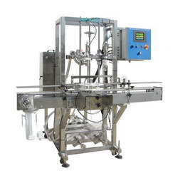 High Speed Viscous Product Filling Machine