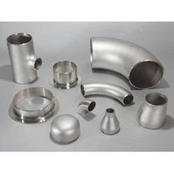 Stainless Steel But Weld Fitting
