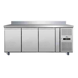 Stainless Steel SS Undercounter Refrigerator, Electricity, Warranty: 1 Year