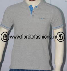 Mens Formal Corporate T Shirts