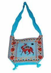 Handicraft Camel Print Jhola Bags
