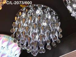 Acrylic Round Decorative Crystal Chandelier