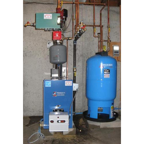 Hot Water Boilers, Capacity: 500-1000 Kg/hr, Rs 175000 /piece | ID ...