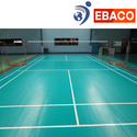Ebaco Badminton Court Construction