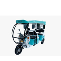 5 Seater Battery Operated Passenger E Rickshaw, Warranty: 12 Months