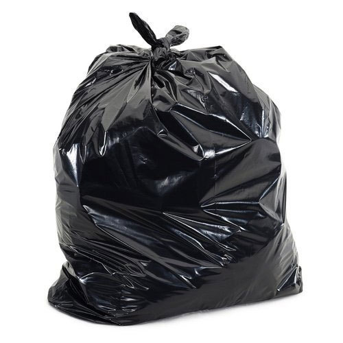 Black Plastic Garbage Bag, Capacity: 1kg