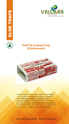 Velcare Catchmaster 100ff Fruit Fly, Packaging Type: Box