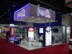 Trade Show Stand Fabrication Service