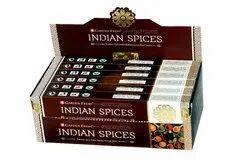 Garden Fresh Indian Spices  Premium Hand Rolled Masala Incense
