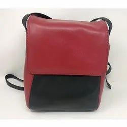 German Leather Side Bag