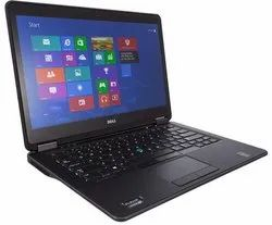 Intel Core I5- 4th Generation Used / Refurbished Dell ultrabook E7440 Touch, 4 Gb Ram, Screen Size: 14