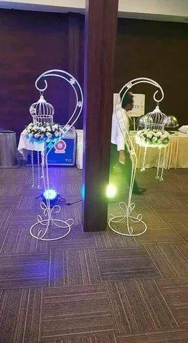 Glass Wedding Decoration Centerpieces