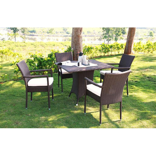 Modern Garden Table Chair Set at Rs 10000 /set | Disha Silverwoods ...