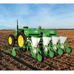 Multi Crop Vacuum Planter