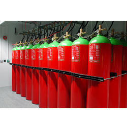 Fire Suppression System, for Industrial
