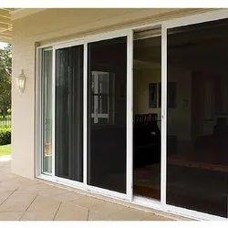 Aluminium Framed Door