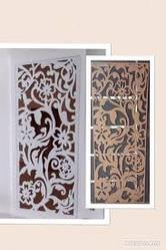 PU Paint CNC Cut Jali