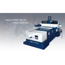 FQ High Speed Fixed Double Columns Machining Center