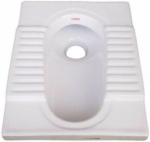 Florence White Indian Toilet Sheet Rs 160 Sheet