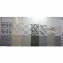 Ceramic Fancy Bathroom Wall Tiles, 5-10 Mm