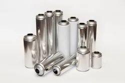 Tin Plate Aerosol Cans