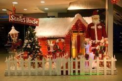 Christmas Santa House