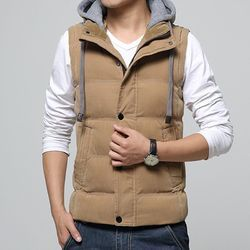 714336dcf9f552 Mens Sleeveless Jackets - Mens Half Jacket Latest Price ...