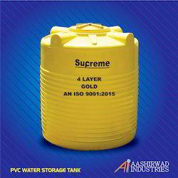 Water Tank - 4 Layer Gold Tank Manufacturer from Nagpur