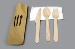 Wooden Spoon paper wraped