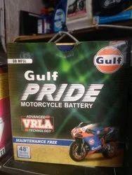 Gulf Bike Battery